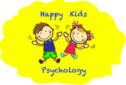 Happy Kids Pshychology Logo